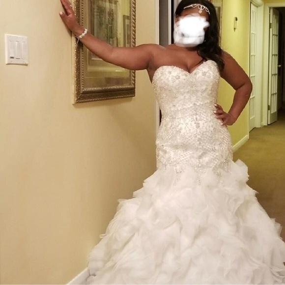 kitty chen Dresses | Fabulous Wedding Gown | Poshmark